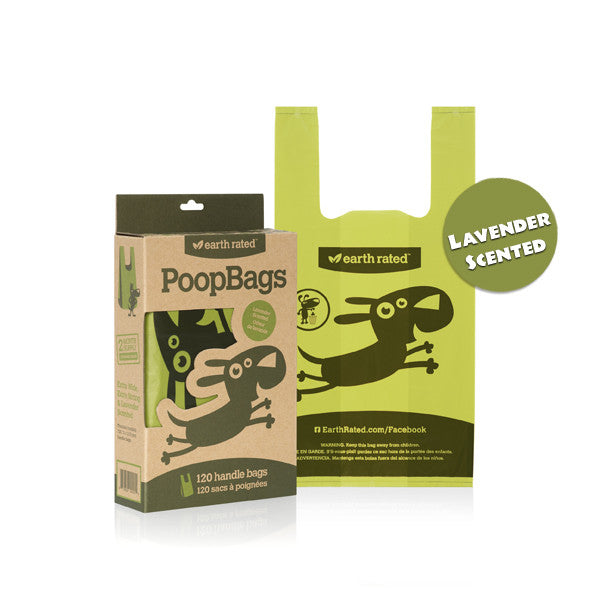 Earth Rated® Poop Bags, , Travel, Small Dog Mall, Small Dog Mall - Good things for little dogs.