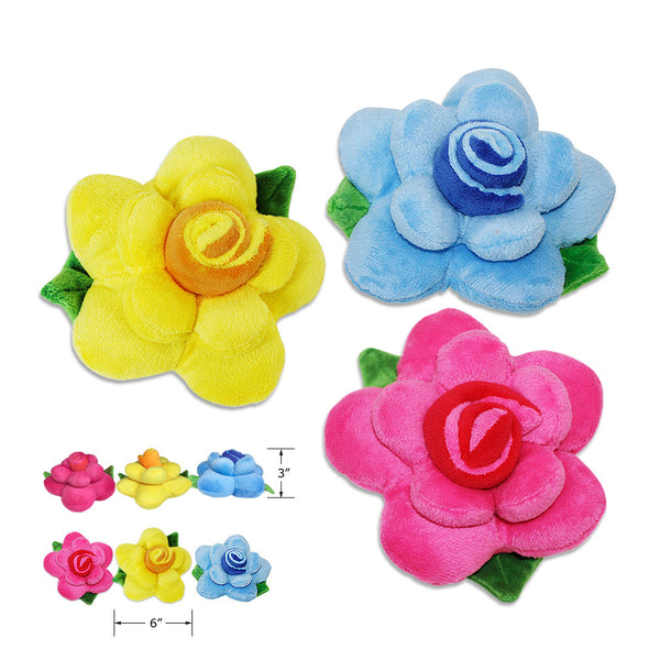 Flower Small Dog Toy