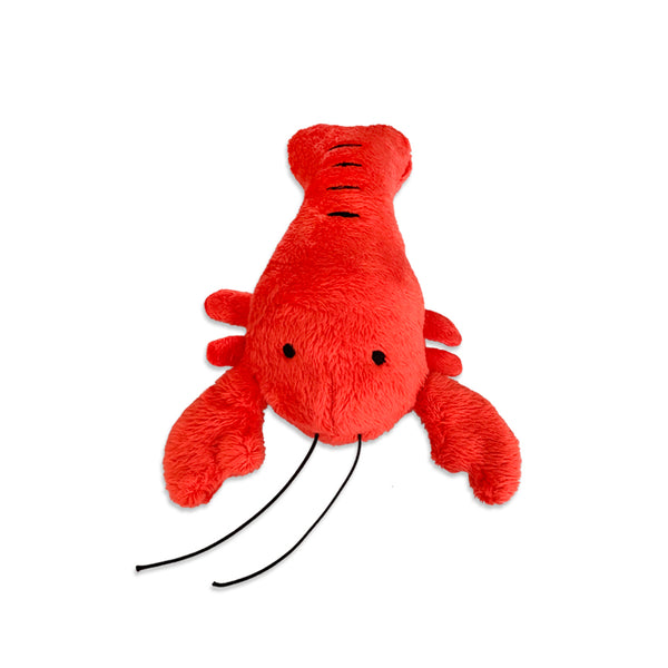 Lobster Mini Size Small Dog Toy!