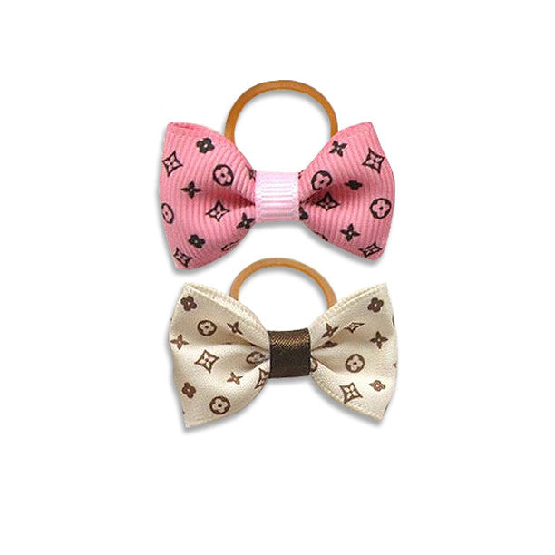 Designer Hair Bow for Dogs