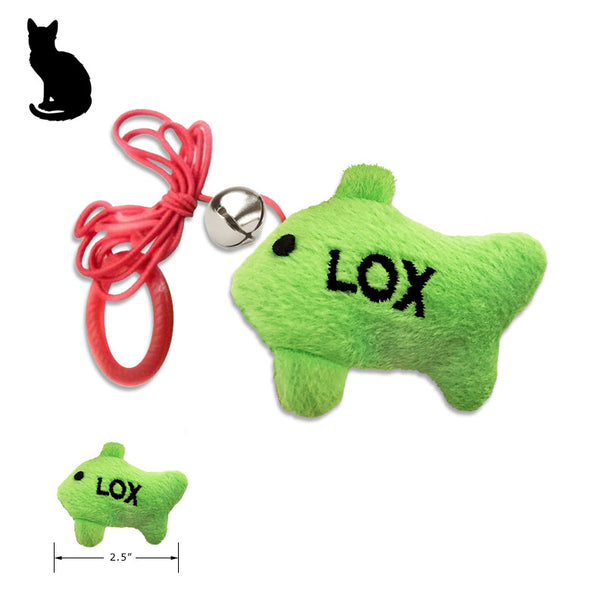 Lox Catnip Cat Toy