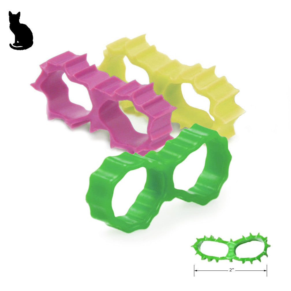 Catnip Flippers Cat Toy