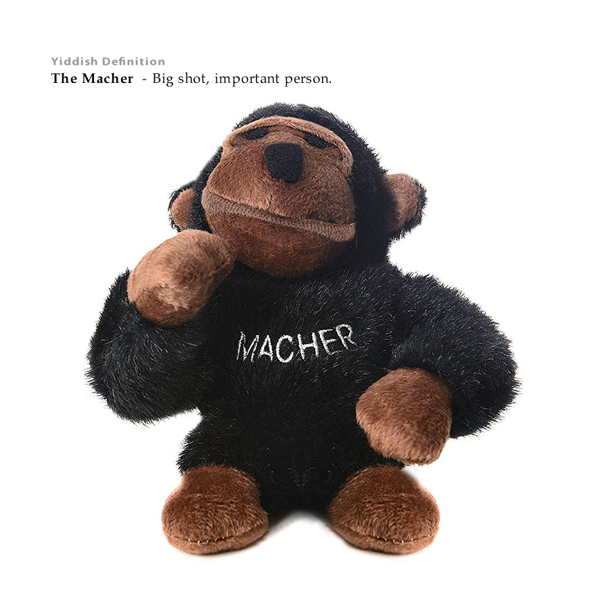Macher Dog Judaica Toy