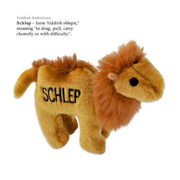 Schlep Dog Judaica Toy