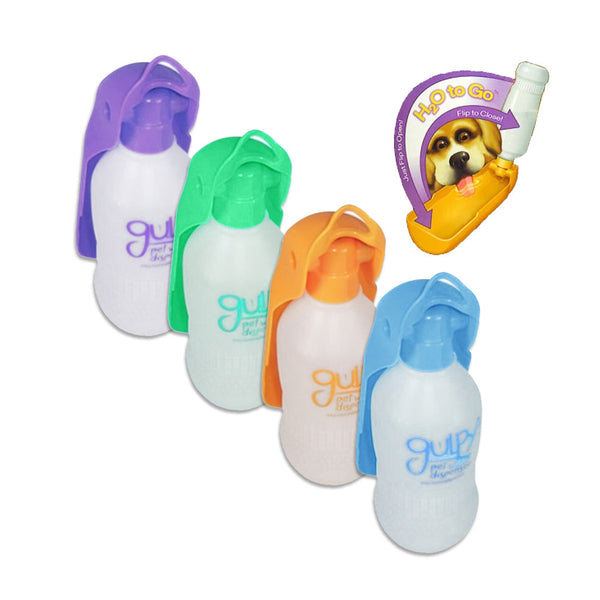 Gulpy Jr. On The Go Water for Dogs, , Travel, Small Dog Mall, Small Dog Mall - Good things for little dogs.  - 1