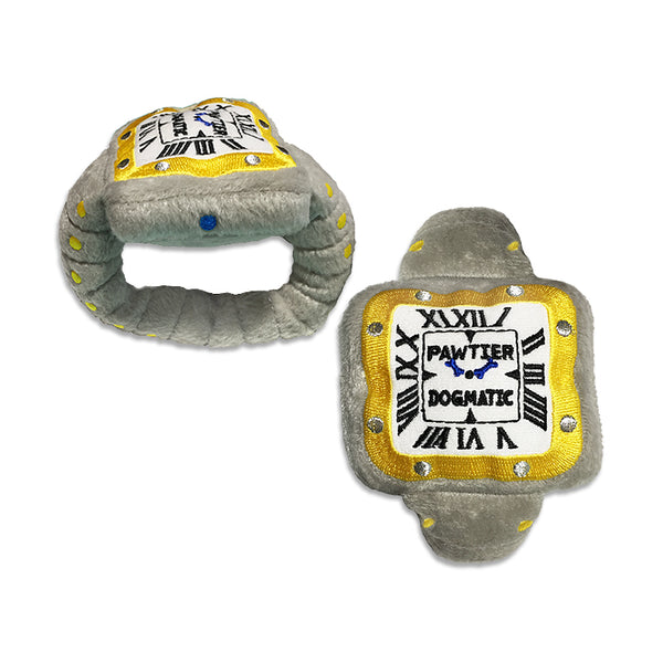 Pawtier Watch Small Dog Toy