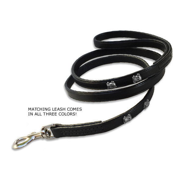 Bad to the Bone Small Dog Leash