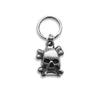 Bad to the Bone Small Dog Collar Charm