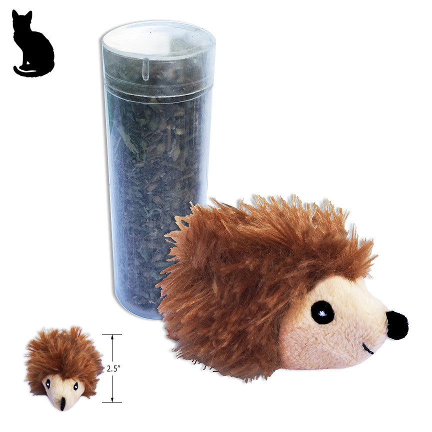 Kong Catnip Hedgehog Cat Toy