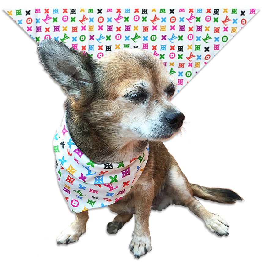 Designer Bandana for Small Dogs