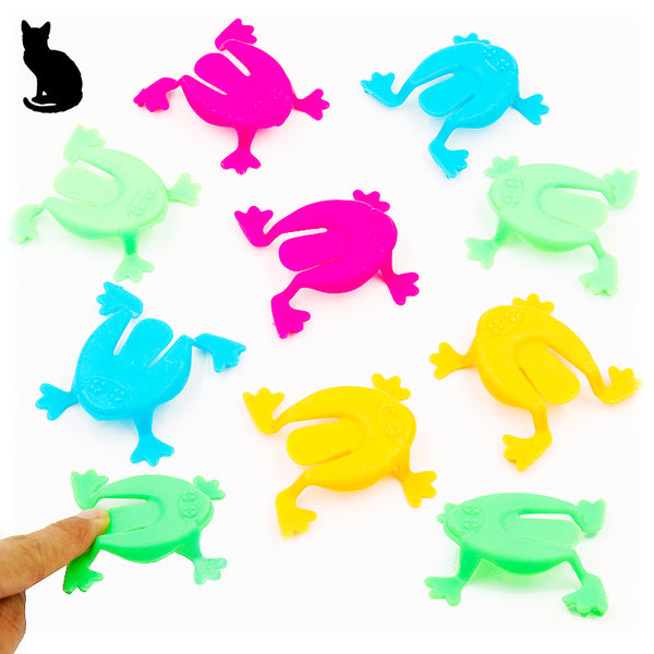Leaping Frog Cat Toy, Small Dog Mall