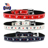 Anchor's Aweigh! Buckle Style Dog Collar, Small Dog Mall, Small Dog Mall - Good things for little dogs.  - 1