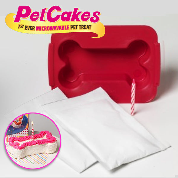 PetCakes Party 2 Go Dog Cake Making Kit