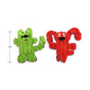 Organic Razzle and Roscoe Small Dog and Toy Dog Toys
