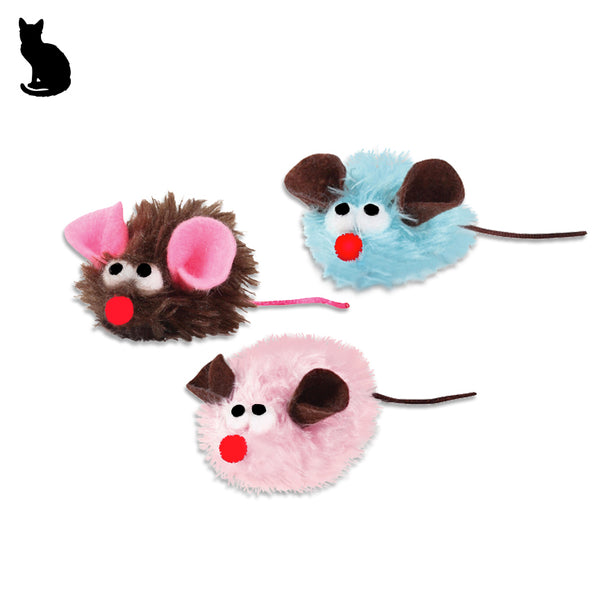 Adorable Mouse Catnip Cat Toy