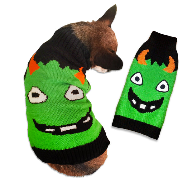 Little Monster Sweater for Small Dogs