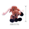 Texas Longhorn Cow Dog Toy, , Toy, Small Dog Mall, Small Dog Mall - Good things for little dogs.  - 2