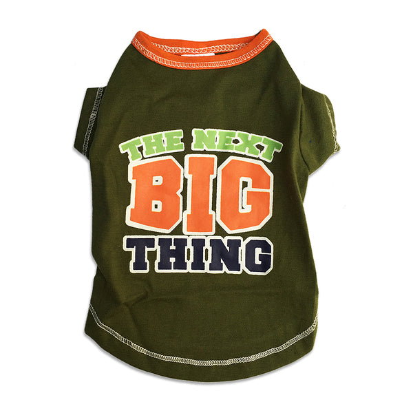 The Next Big Thing Small Dog T-Shirt