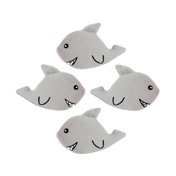 Mini Shark Small Dog Toy
