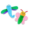 Plush Happy Little Bugs Small Dog Toys, Toy, Small Dog Mall, Small Dog Mall - Good things for little dogs.  - 1