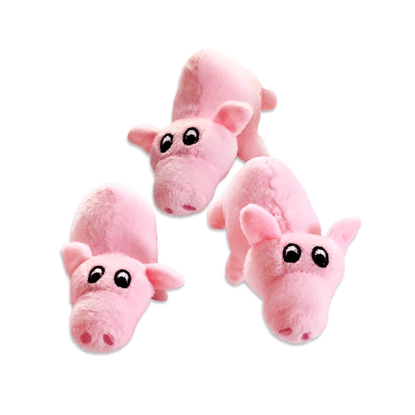 Cute Little Piggy Small Dog Toy