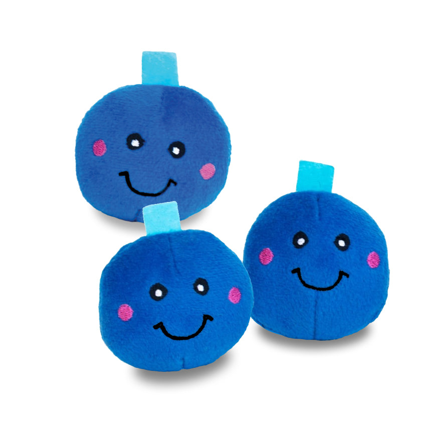 Mini Happy Blueberry Small Dog Toy