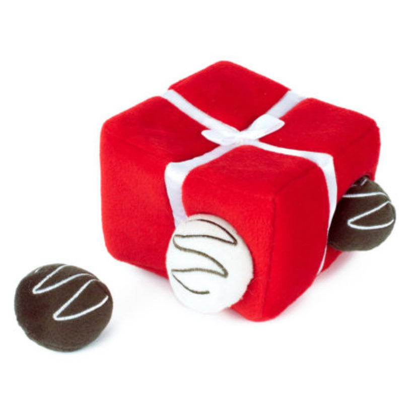 Box of Chocolates Small Dog Puzzle Toy