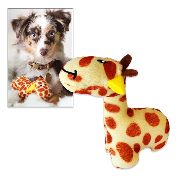 Adorable Mini Giraffe Small Dog Toy