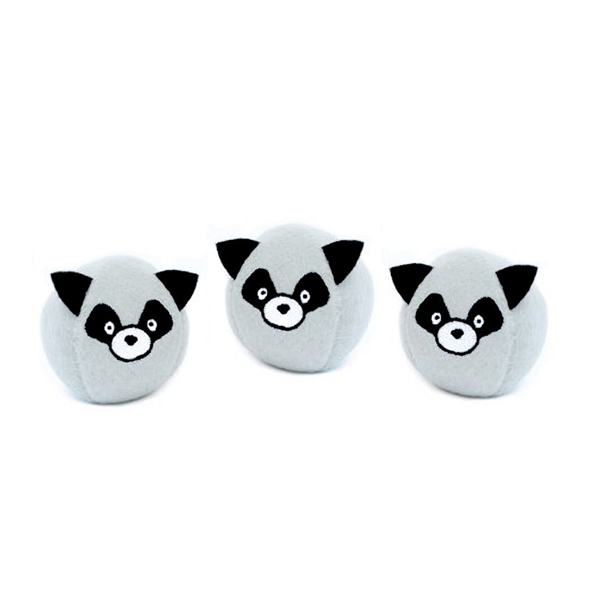 Mini Raccoon Small Dog Toy