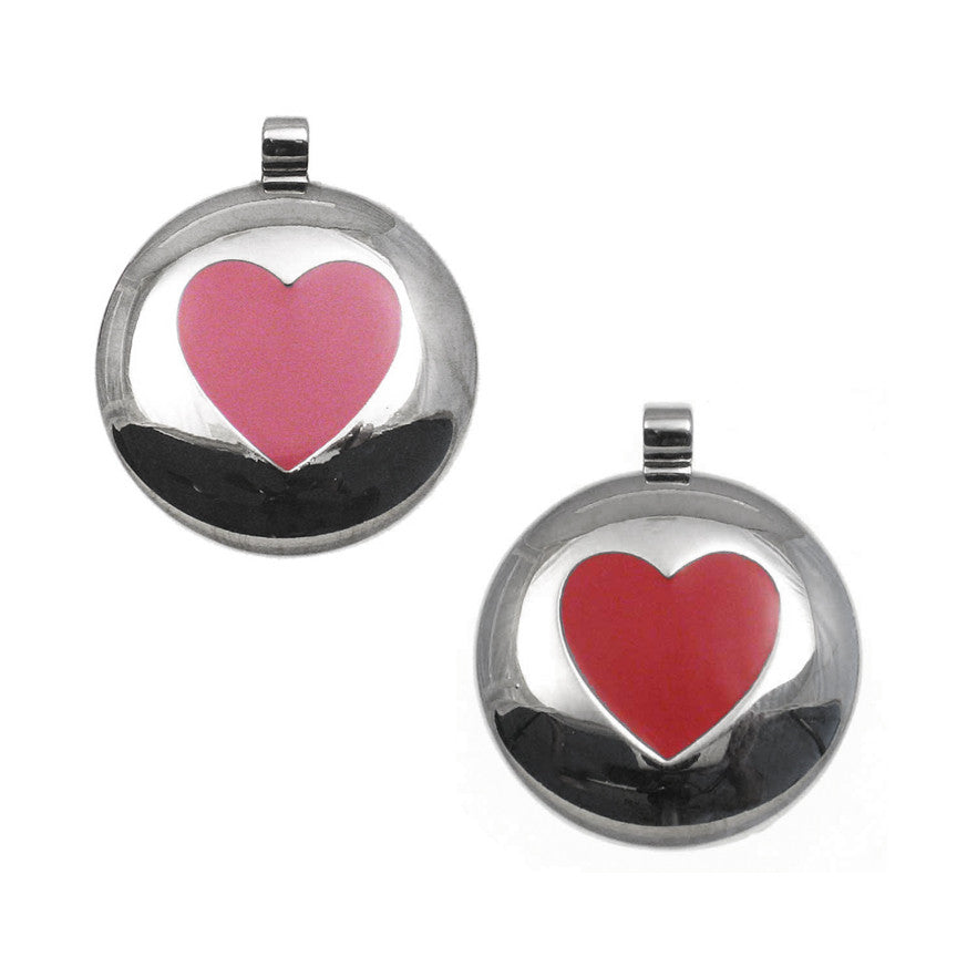Janey's Heart Small Dog ID Tag