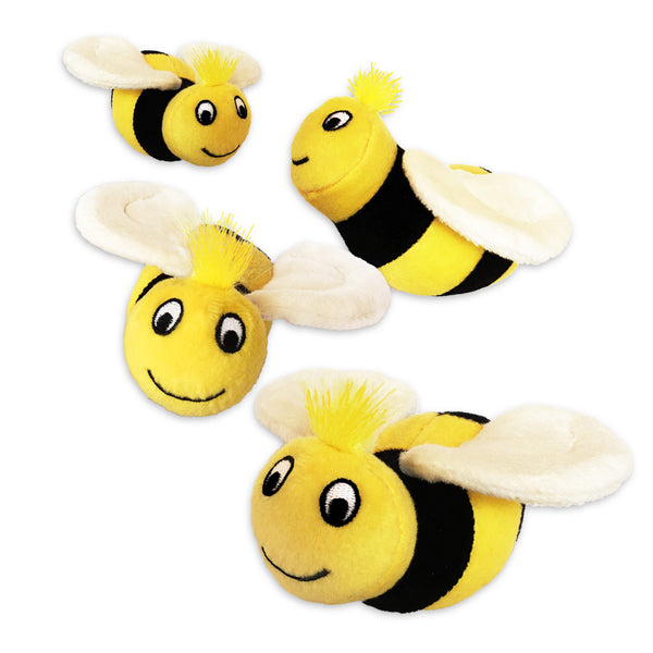Bee Small Dog Toy