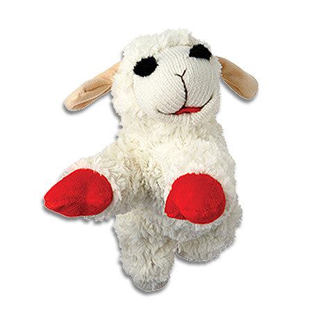 Beloved Lamb Chop, The Lamb, The Legend Dog Toy, , Toy, Small Dog Mall, Small Dog Mall - Good things for little dogs.  - 1