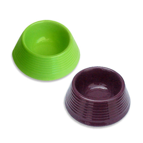 Boscoeware Dog Dish, , Dish, Small Dog Mall, Small Dog Mall - Good things for little dogs.  - 1