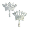 Crown Dog Gear Hooks, , People Pleasers, Small Dog Mall, Small Dog Mall - Good things for little dogs.  - 1