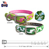 Lucky Shamrock Dog Collars, , Collar, Small Dog Mall, Small Dog Mall - Good things for little dogs.  - 2