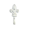 Fleur De Lis Dog Gear Hook, , People Pleasers, Small Dog Mall, Small Dog Mall - Good things for little dogs.  - 1