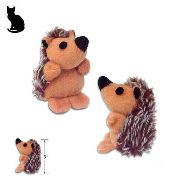 Adorable Hedgehog Catnip Cat Toy
