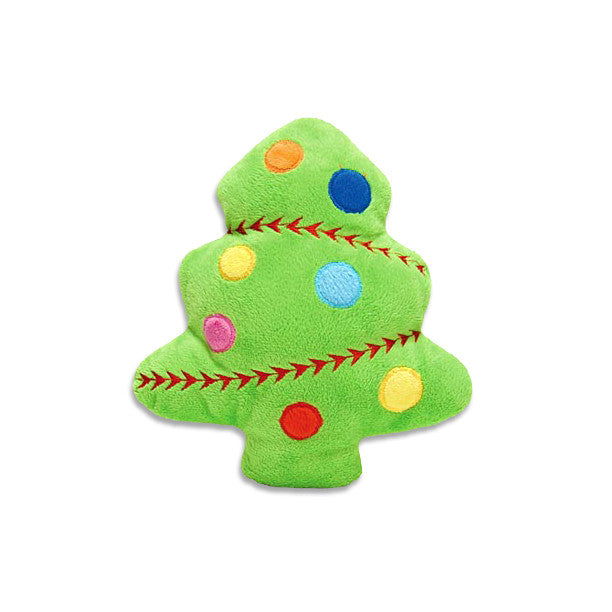Christmas Tree Dog Toy, , Christmas, Small Dog Mall, Small Dog Mall - Good things for little dogs.  - 1