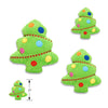 Christmas Tree Dog Toy, , Christmas, Small Dog Mall, Small Dog Mall - Good things for little dogs.  - 2