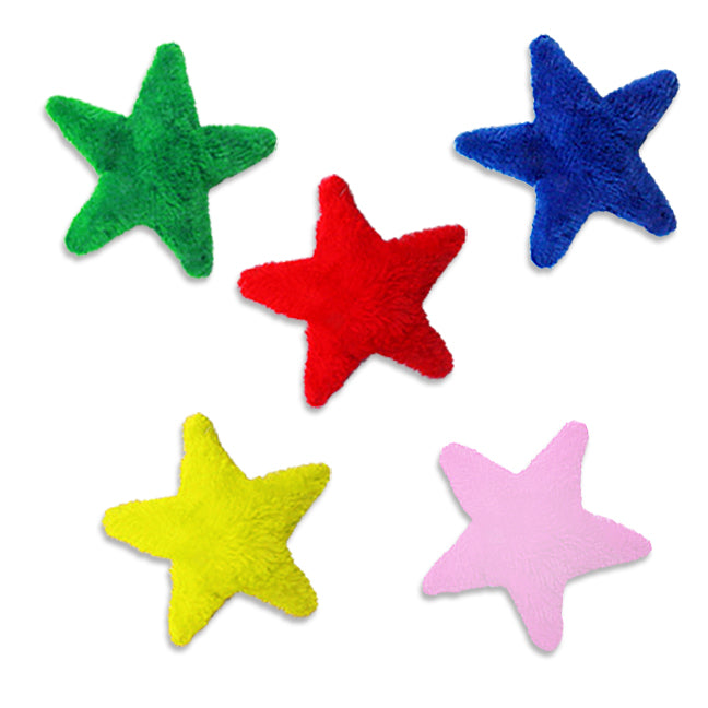 Little Plush Star Small Dog Toy