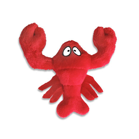 Lobster Toy – Mini Size Dog Toy!, , Toy, Small Dog Mall, Small Dog Mall - Good things for little dogs.  - 1