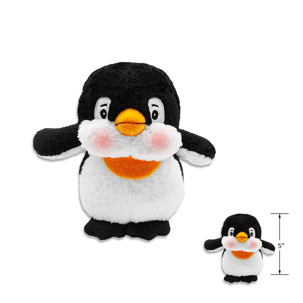 Holiday Penguin Small Dog Toy