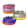 Metallic Dog Collars, , Collar, Small Dog Mall, Small Dog Mall - Good things for little dogs.  - 1
