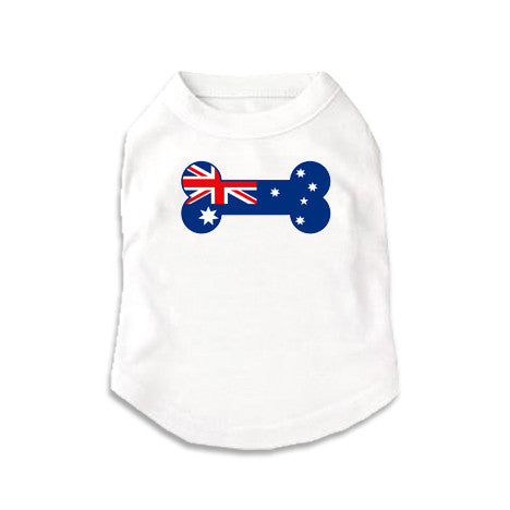 Australian Dog Tank, Tee, Small Dog Mall, Small Dog Mall - Good things for little dogs.  - 1