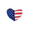 Ms. America Heart Dog Toy, Toy, Small Dog Mall, Small Dog Mall - Good things for little dogs.  - 1