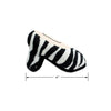 Cute Little Zebra Pump for Toy Dogs, Small Dogs and Puppies, Toy, Small Dog Mall, Small Dog Mall - Good things for little dogs.  - 2