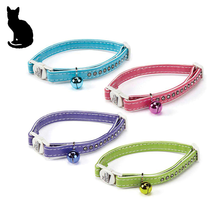 Gemstone Sparkle Cat Collar
