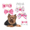 Pretty in Pink Dog Hair Bows, , Hair Accessory, Small Dog Mall, Small Dog Mall - Good things for little dogs.  - 2