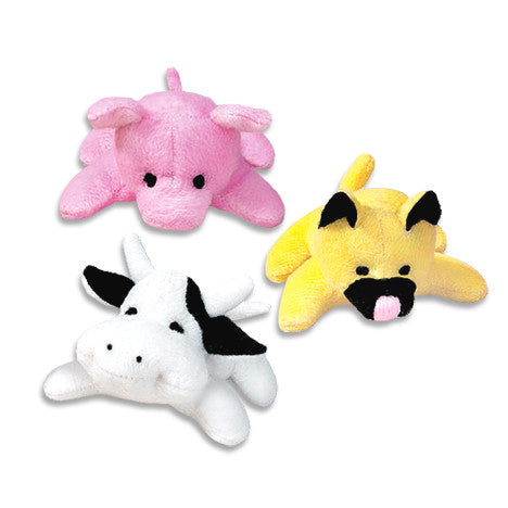 Itty Bitty Puppy Toys --- New Born Size!, , Puppy Love, Small Dog Mall, Small Dog Mall - Good things for little dogs.  - 1