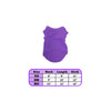 Purple Tank Style Dog T-Shirt, , Tee, Small Dog Mall, Small Dog Mall - Good things for little dogs.  - 2